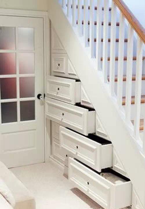 设计图分享 楼梯下柜子设计图片大全  楼梯下柜子装修效果图,卧室柜子